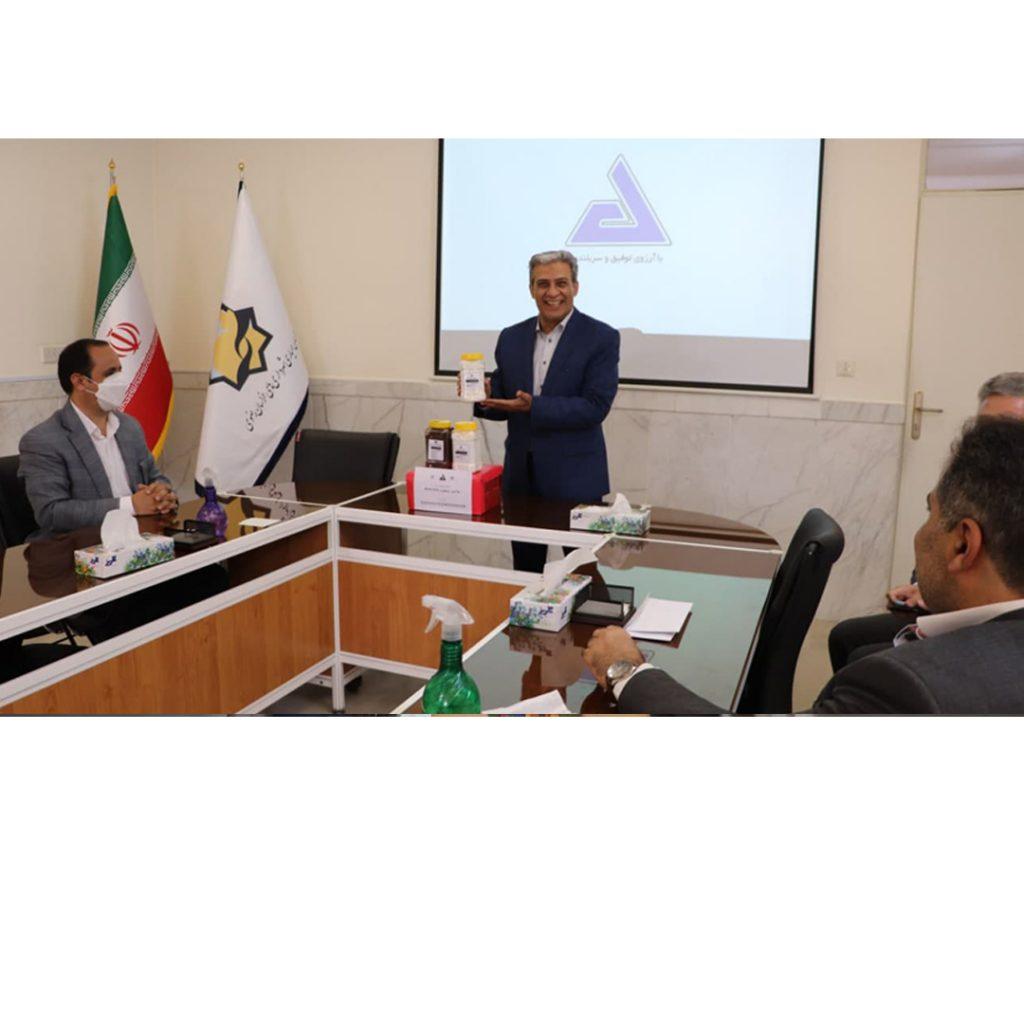 تبیین اهداف تجاری سازمان همیاری در برنامه های سال۱۴۰۰ تجارت سازان